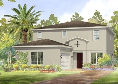 Vizcaya Falls Homes for Sale Dalila Model