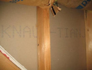 Problems with Chinese Drywall