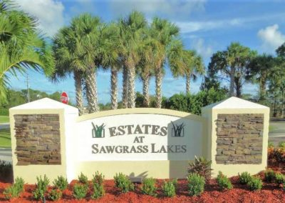 Homes in Sawgrass Lakes