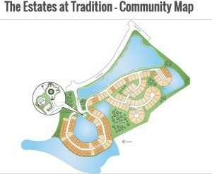 Estates at Tradition Port St Lucie Florida