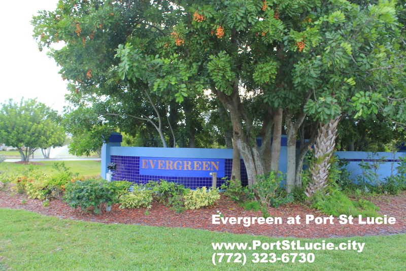 Evergreen at Port St Lucie