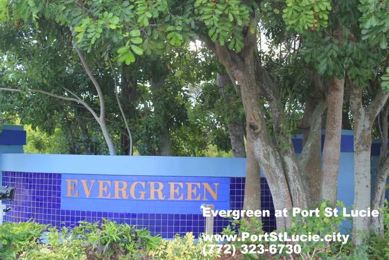 Evergreen Port St Lucie Condos