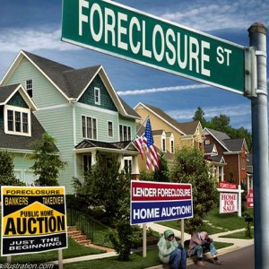 Foreclosure Rate in 2015