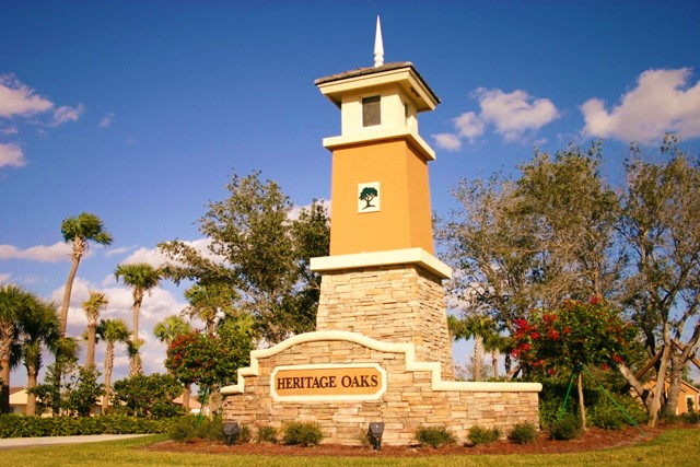 Heritage Oaks in Tradition Florida
