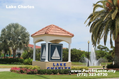 Lake Charles Port St Lucie