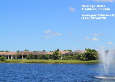 Heritage Oaks Homes