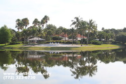 Kings Isle Clubhouse St Lucie West