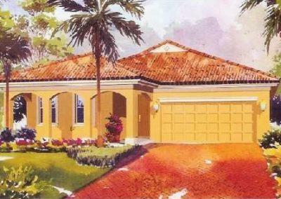 Seasons Homes for Sale Azalea Model