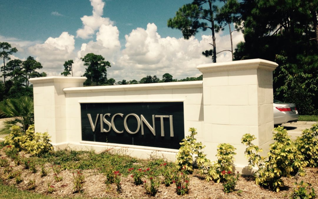Visconti at Port St Lucie