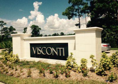New Homes Visconti