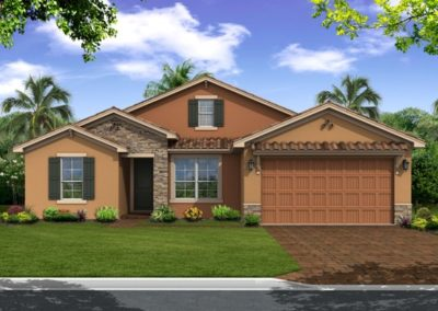 Vitalia New Homes Key Largo Model
