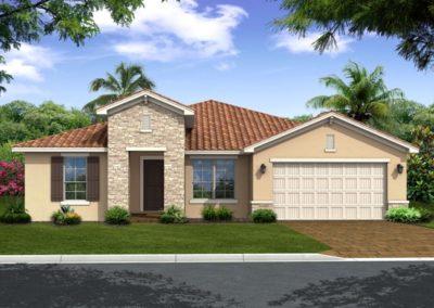 Vitalia at Tradition Homes Palm Coast Model