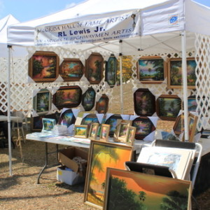 Annual Highwaymen Festival in Fort Pierce, FL