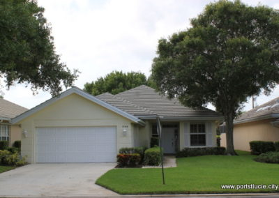 Homes Port St Lucie