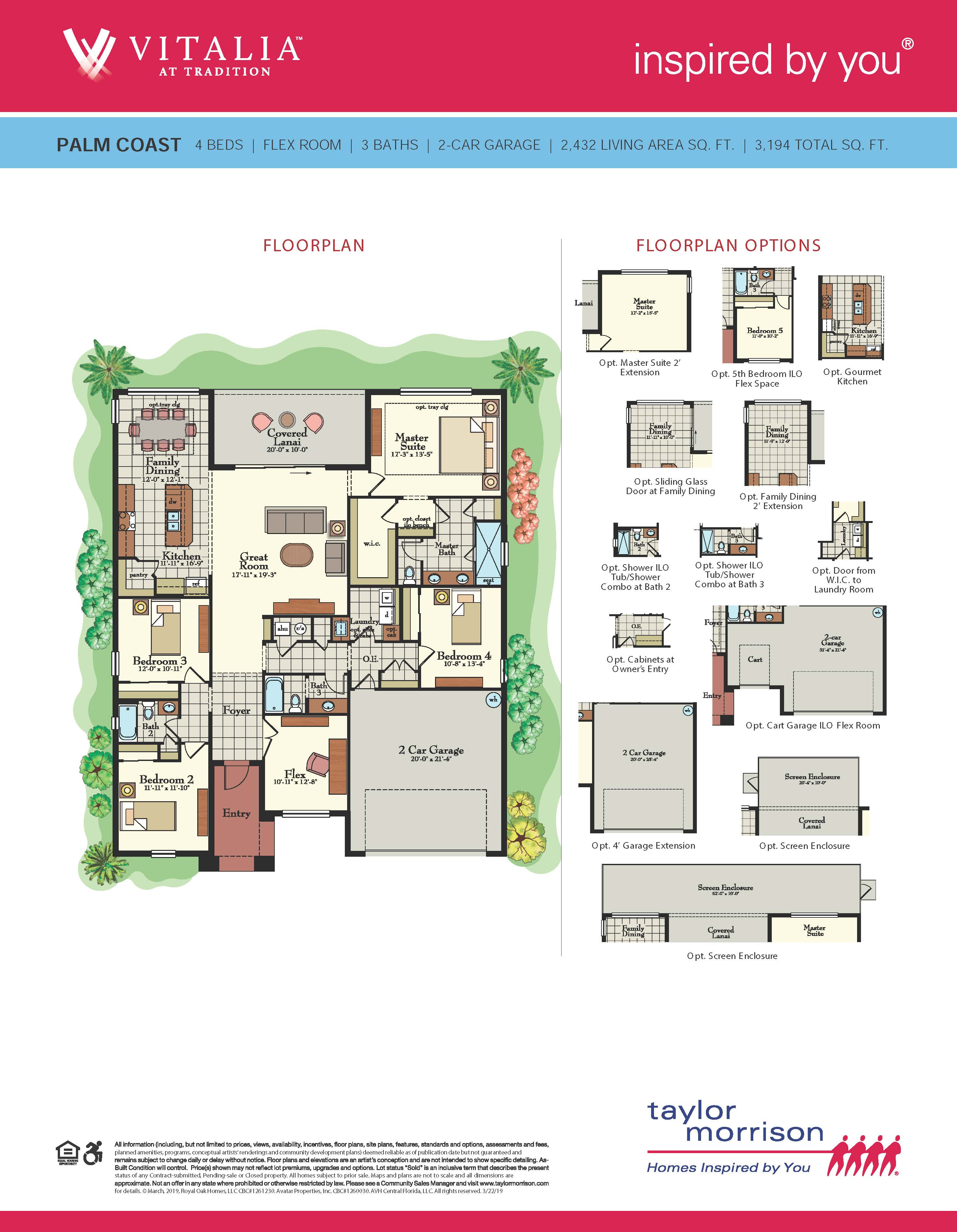 Vitalia At Tradition Port St Lucie Real Estate